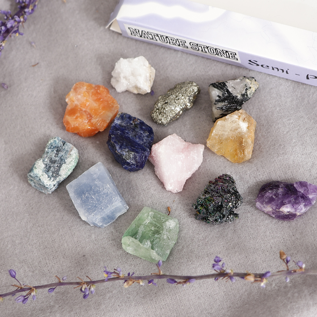 Rock and Mineral Geology Science Kit Collection PK546-5 Educational Toys