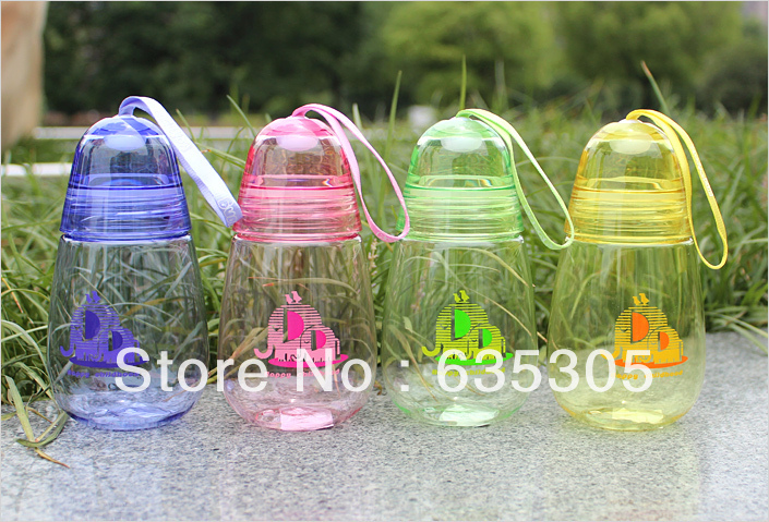 480ML FHP115-480 Fuguang lovely outdoor sports water bottle plastic drinking cup kids - Hefei green forest trade company store
