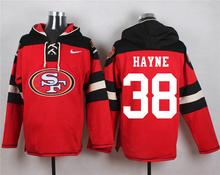 San Francisco 49ers,Carlos Hyde,Jimmie Ward,Deion Sanders,Joe Montana,Colin Kaepernick,Willis,Lott,customizable,hoodie,for men's(China (Mainland))