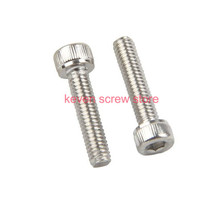 Buy 100pcs/Lot Metric Thread DIN912 M3x20 mm M3*20 mm 304 Stainless Steel Hex Socket Head Cap Screw Bolts for $6.55 in AliExpress store