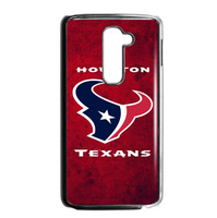 Houston Texans Team Logo Phone Cover Case for LG G2 G3 G4 for Sony Xperia Z2 Z3 Z4 for HTC One M7 M8 Mini M9(China (Mainland))