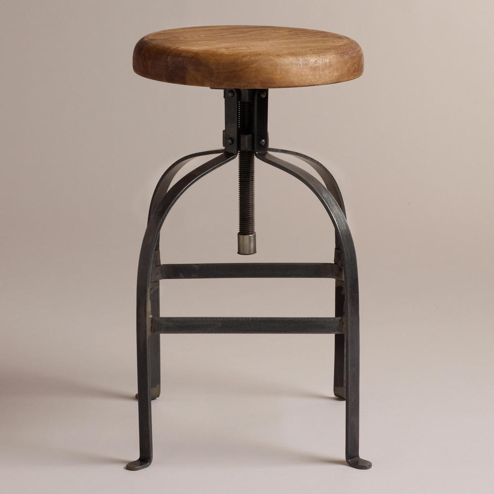 American Country To Do The Old Wrought Iron Furniture