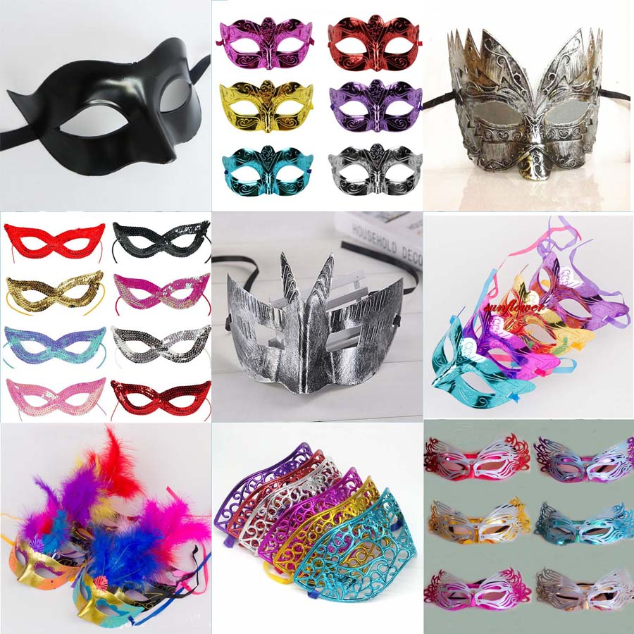 De masque clothing store