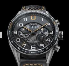 Tag estrenar 2013 de lujo Mens reloj automático F1 McLaren TAG MP4 12C Chronograph 2 hombres de acero inoxidable relojes de pulsera automático