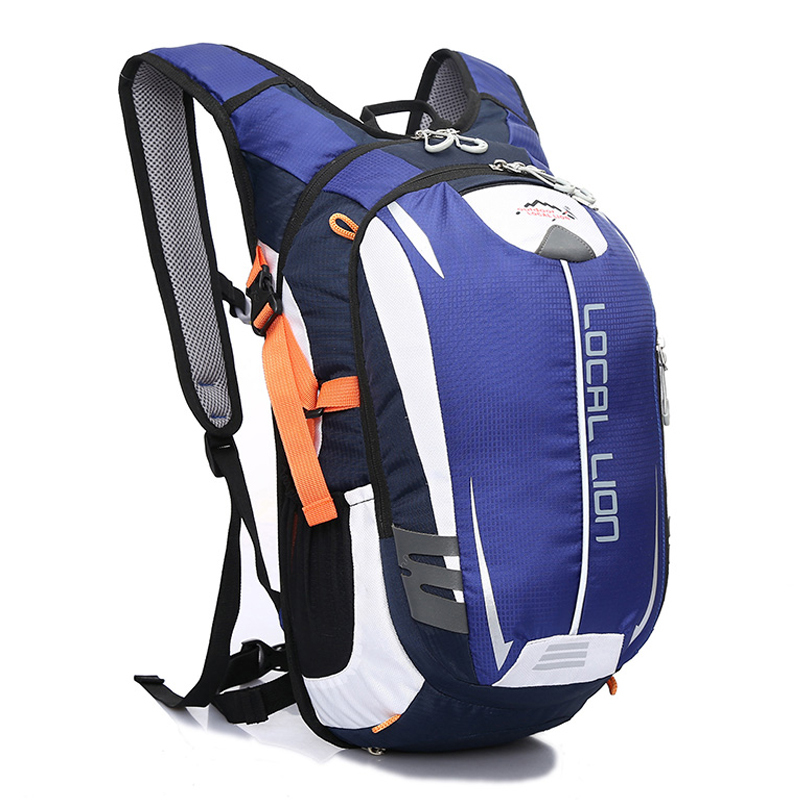 2014 Bicycle Backpack Bike rucksacks Packsack Road cycling bag Knapsack Riding running Sport Backpack Ride pack 18L(China (Mainland))