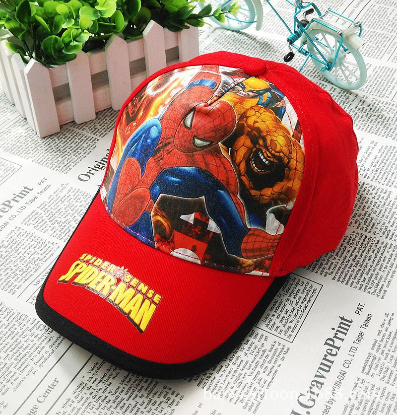 hot sale children spring summer sun hat for kids girls boys baseball caps cartoon cotton cute hats child casual capsОдежда и ак�е��уары<br><br><br>Aliexpress