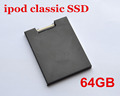 1 8 64GB zif ce SSD Hard Drive Disk for ipod classic 5th 5 5th 6th