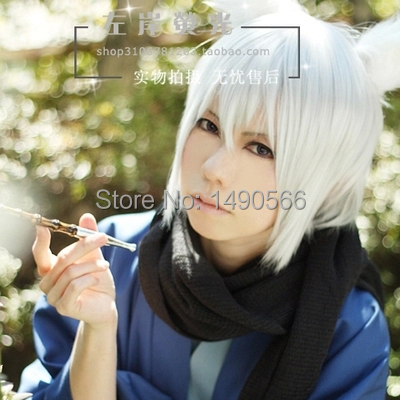 Kamisama Kiss Tomoe Short Hair 35CM Cos Anime Wig Cosplay Costume Wigs + Free Cap Free Shipping<br><br>Aliexpress