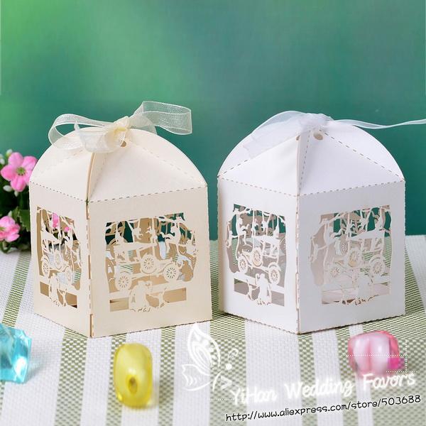 Free shipping Bike wedding favor box paper gift box packing box(China (Mainland))