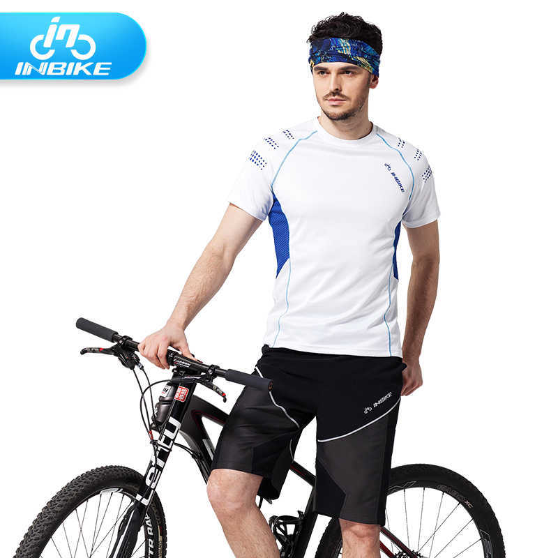 INBIKE Cycling Jersey Short Sleeve Sports Athletic Top Shirt Base Layer T-Shirts(China (Mainland))