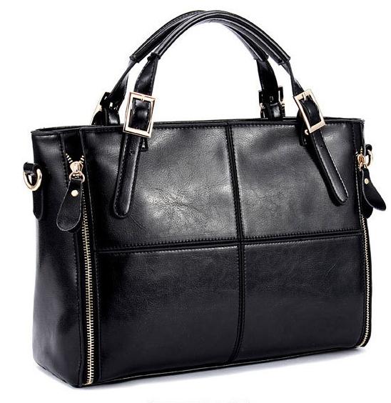 Real genuine leather bags women handbag fashion desigual famous brand patchwork ladies tote shoulder bags bolsas femininas 2015