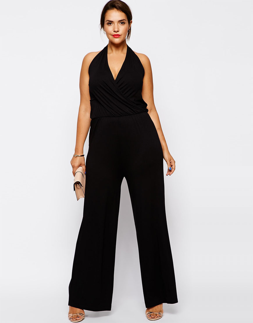 Simple  Jumpsuit  Dress Jumpsuit  Asymmetric Jumpsuit  Jumpsuit Women TJ01