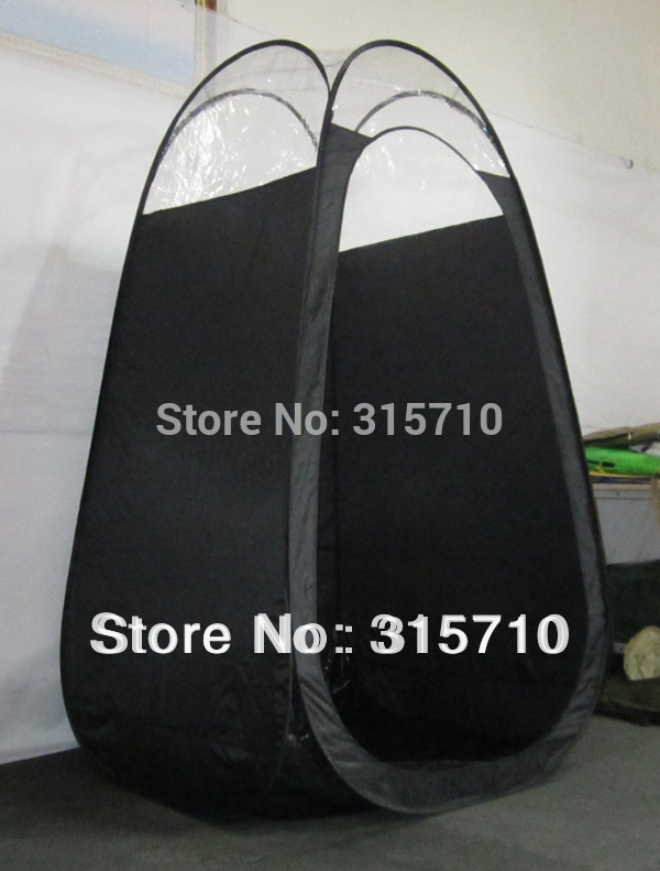 Airbrush Spray Tanning Tent, Spray Tent, New Skylight Tan Tents, Pop up Tanning Booths,Spray Tanning Equipments(China (Mainland))
