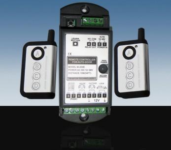 Automatic door remote controller 203E,12-36V,coding self-learn