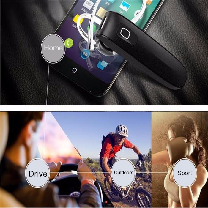 Stereo Headset Bluetooth Earphone Headphones with Microphone Mini 4.0 Wireless Handfree Universal for iPhone Samsung Sony Xiaomi