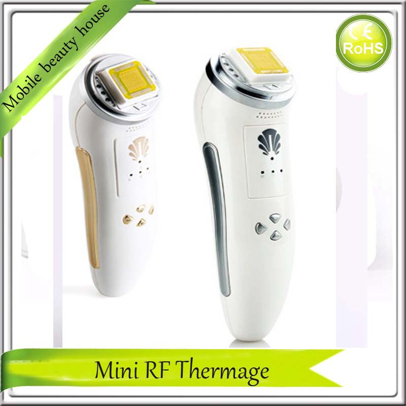 Фотография 2015 New Arrival Best RF Radio Frequency Skin Tightening Beauty Care Facial Rejuvenation Machine Free Shipping