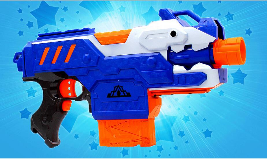 Free shipping toy sniper rifle nerf gun Bullet toy gun electric soft bullet toy gun for children boys