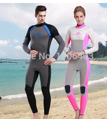 SBART New Womens Men Diving Surfing Snorkeling Fishing boating 3mm Neoprene swimwear Wetsuit Free Shipping<br><br>Aliexpress