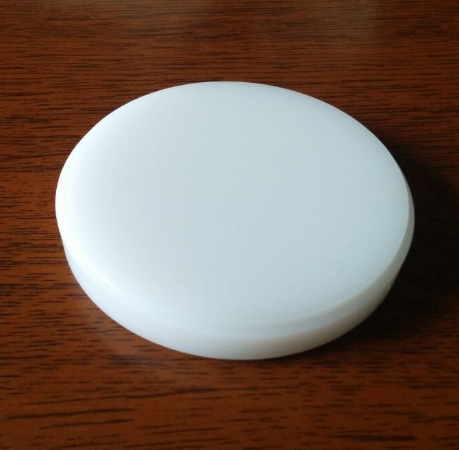 98X14mm Dental CAD CAM Milling Wax White Color,Compatiable with Wieland,Vhf,Roland,Imes-icore dental lab material