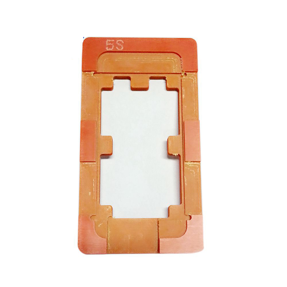 LCD Outer Glass Mould Holder Bakelite For Refurbishing Iphone 5 5S 5G 5C Model Mold(China (Mainland))