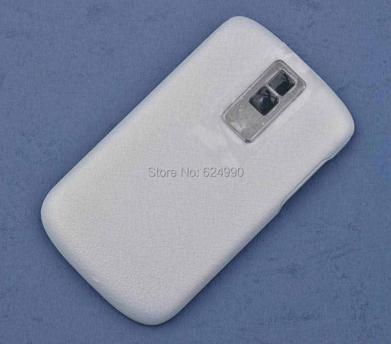 new back battery cover case housing for BlackBerry bold 9000, white ot black color, free shipping.(China (Mainland))
