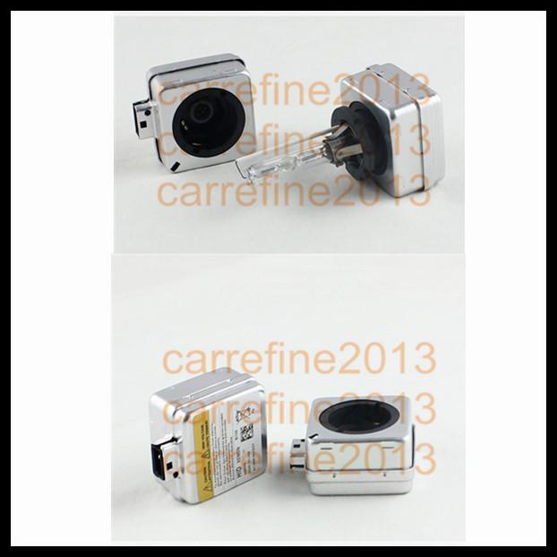 2pcs/lot D1S hid bulbs replacement adapter bulb holder hid xenon light 4300K 5000K 6000K 8000K(China (Mainland))