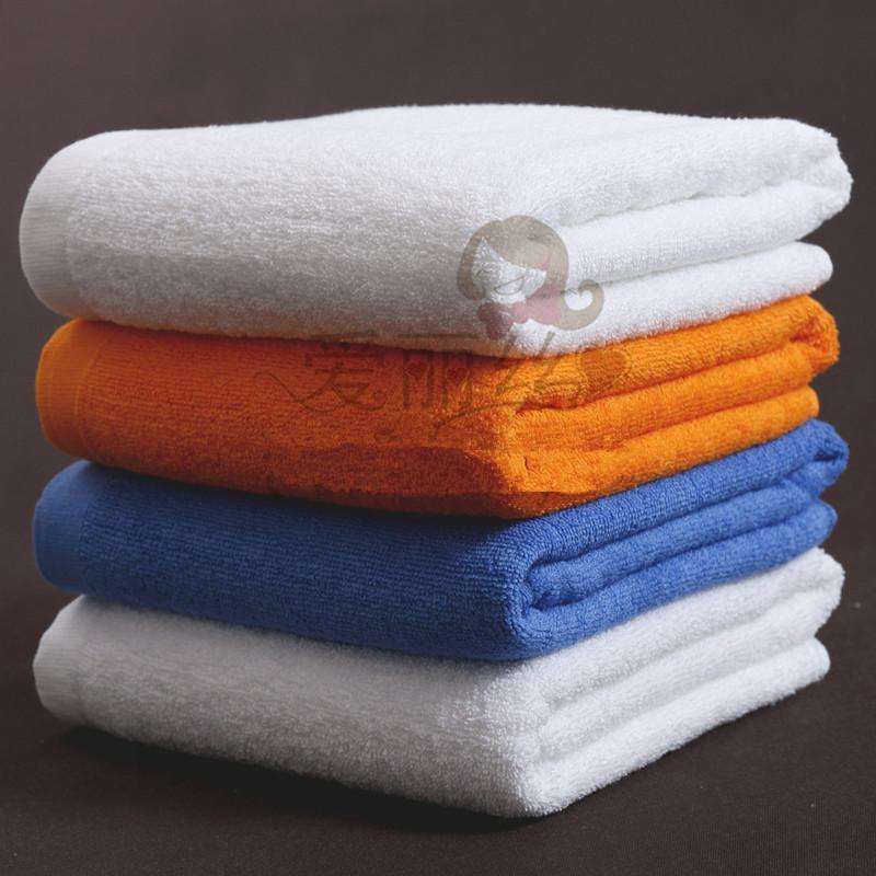 Absorbent Bath Beach Towel Turkish Cotton Sports Travel Gym Fitness Beach Swim Microfiber Towels Bathroom use 140cm*70cm 400g(China (Mainland))