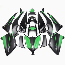 Full Fairing Kit For Yamaha TMAX T-MAX 530 XP530 12 13 14 Injection ABS Plastic Cowlings Green Body Plastic Fittings Carene New(China (Mainland))