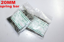 Wholesale 1000PCS / bag High quality watch repair tools & kits 20MM spring bar watch repair parts -041412(China (Mainland))