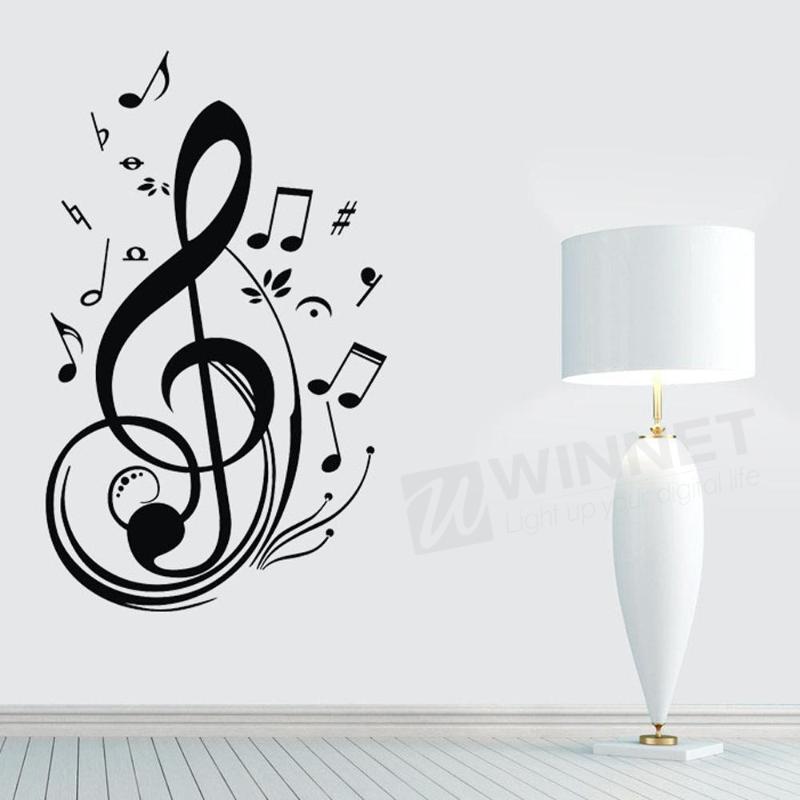 Note de musique d coration achetez des lots petit prix for Decoration murale note de musique