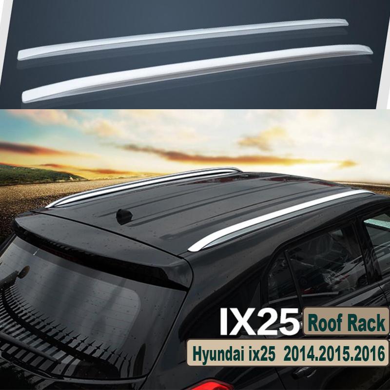 ix25 Car Roof Rack For Hyundai ix25 2014.2015.2016.High Quality Brand New ABS Luggage Racks Car Accessorie(China (Mainland))