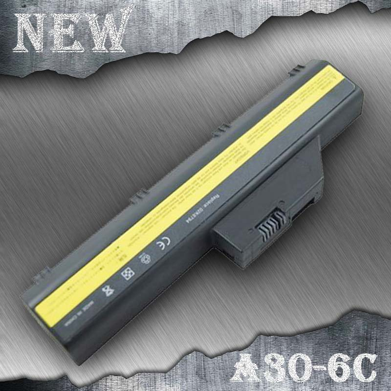 6cells Laptop Battery For IBM ThinkPad A30 A30P A31 A31P FRU 02K6793 02K7024 02K7022 02K7021 02K7020 02K6899(China (Mainland))