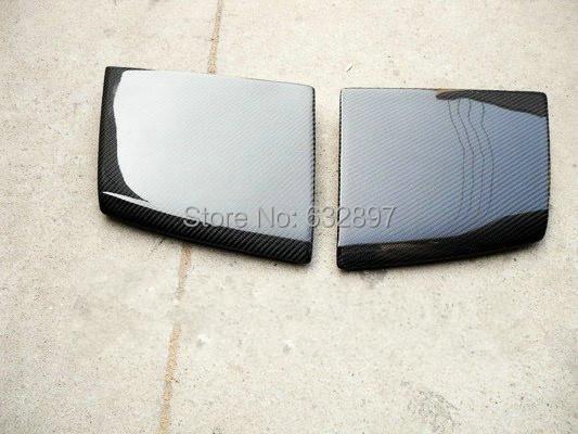 S13 Silvia RPS13 180SX 240SX OEM Carbon Fiber Headlight Cover(China (Mainland))