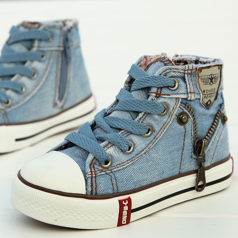 Shop Oomphies Girls Sunny Denim Sneakers and other name brand Casual Shoes at The Exchange. You've earned the right to shop tax free and enjoy FREE shipping!