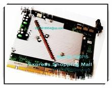MIC-3377 industrial motherboard CPCI 6U tested good working perfect