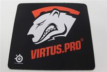 450*400*4 MM SteelSeries Mouse Pad QCK+ NAVI Natus Vincere FNATIC virtus.pro MLG Clound9 gaming frost blue NIP gamer MICE mat(China (Mainland))