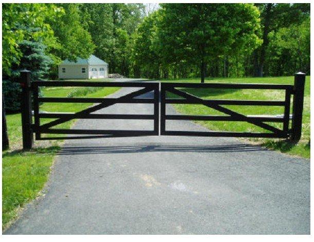 online get cheap driveway gates alibaba