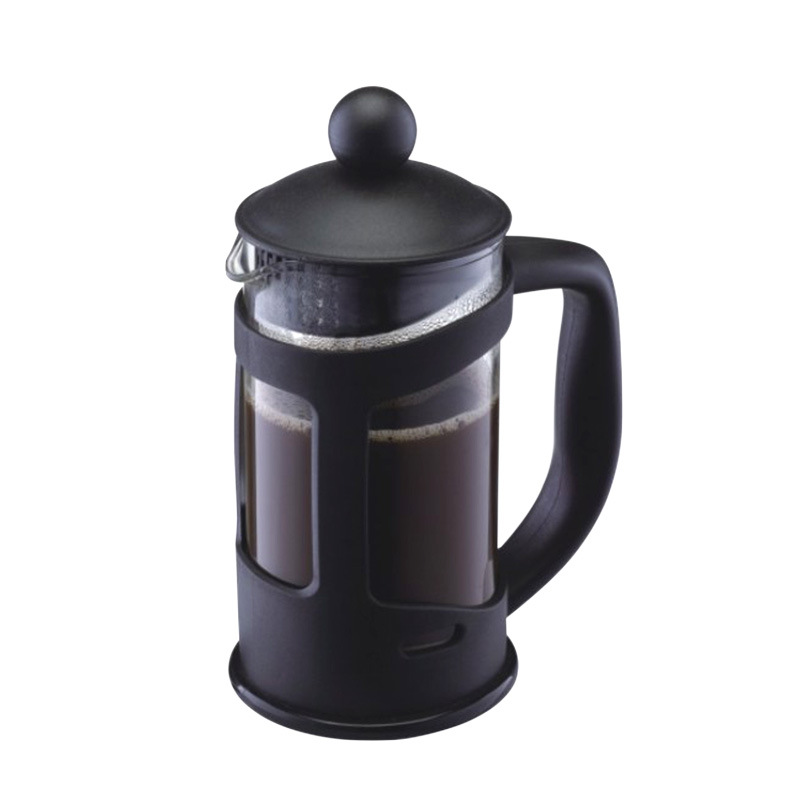 French Press Coffee Tea & Espresso Maker, Black 340MLTeapot ~ Best Present Idea For Gifts(China (Mainland))