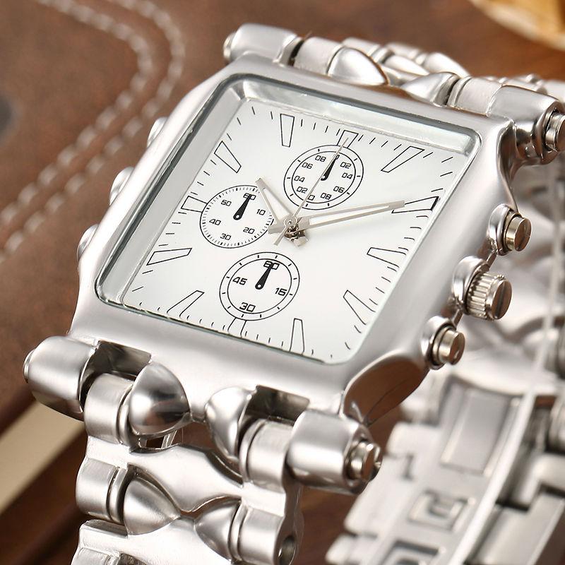 2015 Top  luxury business style wristwatch  quartz watch men male square watch sports watches relogio<br><br>Aliexpress