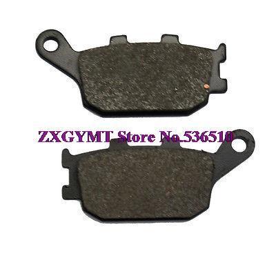 Brake Pads 93 94 95 96 97 98 99 fit Honda Cbr 900 Rr / 00-06 Rvt 1000 R Rc51 Rear Brake Pads X-1096(China (Mainland))
