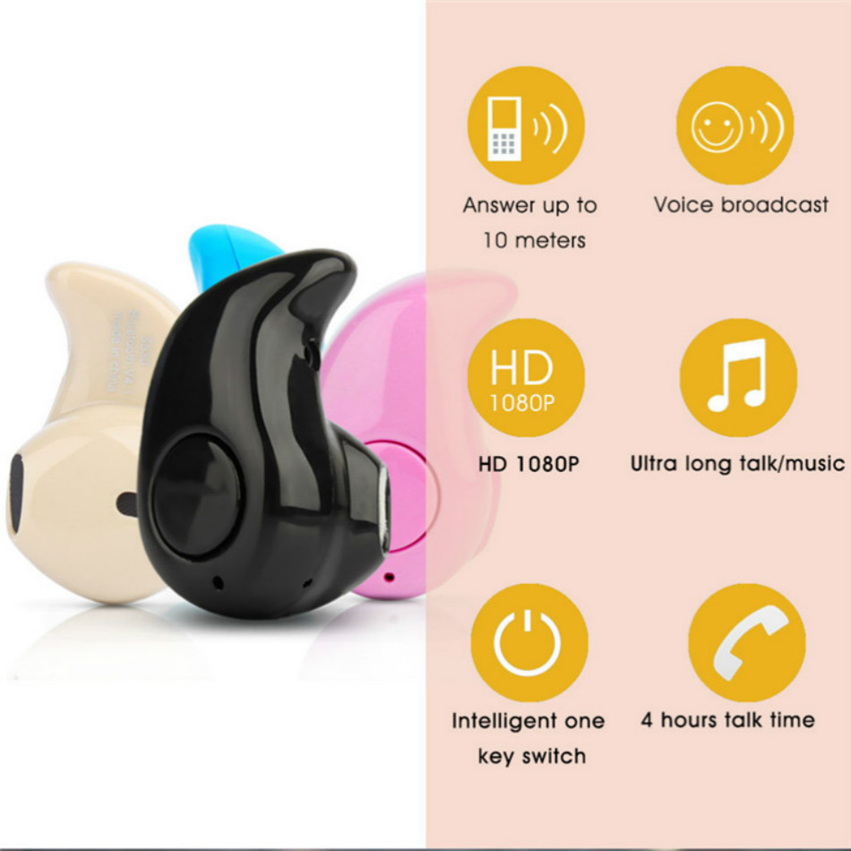 TTLIFE Mini Bluetooth Headphone Wireless Earphone Headset Auriculares With Microphone Audifonos Fone De Ouvido For Xiaomi MP3