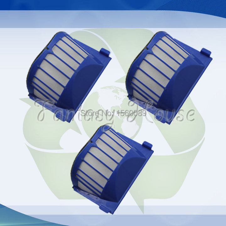 Потребительские товары 3 Aerovac iRobot Roomba 600 610 620 630 650 free post new 2 x aerovac filter brush 6 armed for irobot roomba 500 600 series 620 630 650