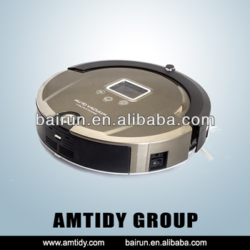 (Free To All Country) Portable floor vacuum cleaner robot,ABS+PP house cleaning robot Factory