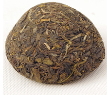 100G raw pu er tea cake original flavor Puerh Tea old year tea Ripe Puer Reduce