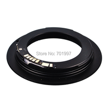 3nd AF confirm adapter ring work for m42 lens to Canon EOS camera 5D Mark III 600D 60D 50D 70D 550D 650D 1200D