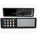 HD 5 Inch Car Rearview Mirror GPS Navigation Mirror GPS Navigator Preload Lastest Maps of Your