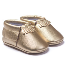 New 40-Colors Tassel Leather Baby Shoes Bling Moccasins Baby Toddler Shoes Unisex Newborn Baby Shoes First Walkers 2212(China (Mainland))