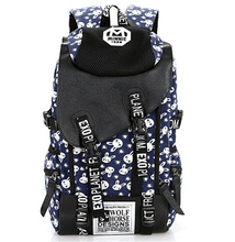 Travel Backpack For Women Brand New 2016 Canvas School backpack Sport Bags Casual Daily Fashion Teens Backpack