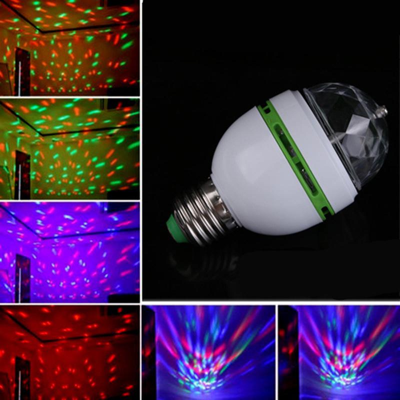 auto rotating rgb led bulb laser snowflake projector christmas lights. Black Bedroom Furniture Sets. Home Design Ideas