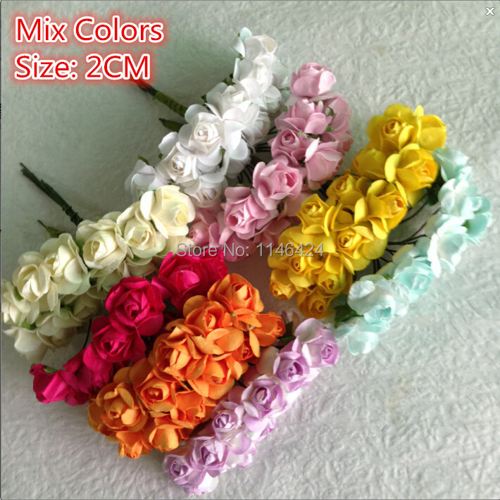 Flowers Wedding Decorations Size 2cm From Reliable Flower Bed Decor